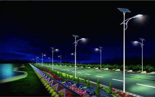 太阳能路灯的发电效率